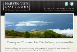 Majestic View Cottages