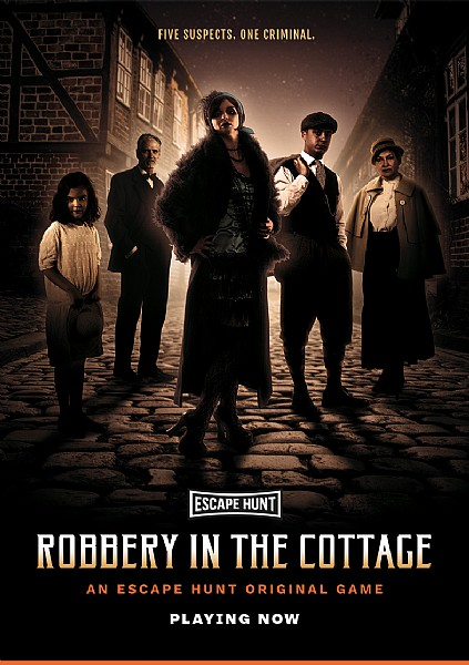 Robbery in the Cottage