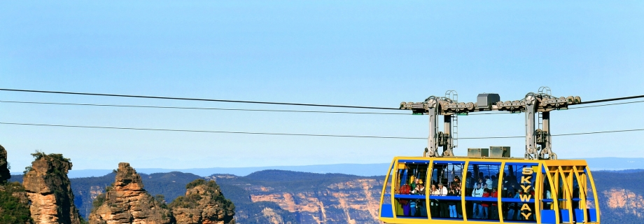 how to go blue mountain from sydney by train