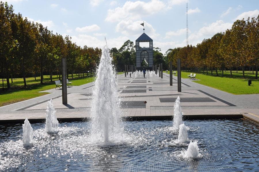 Bicentennial Park at Homebush Sydney Olympic Park