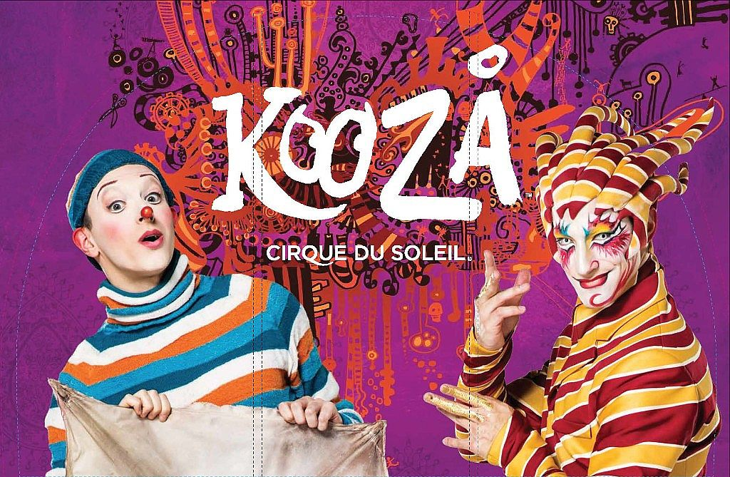 When the most famous acrobatic circus, Cirque Du Soleil comes to town, it's something you know you can't miss out on. I have never been to a Cirque Du Soleil performance before, so when I found out KOOZA was coming to Sydney, I knew I had to go.