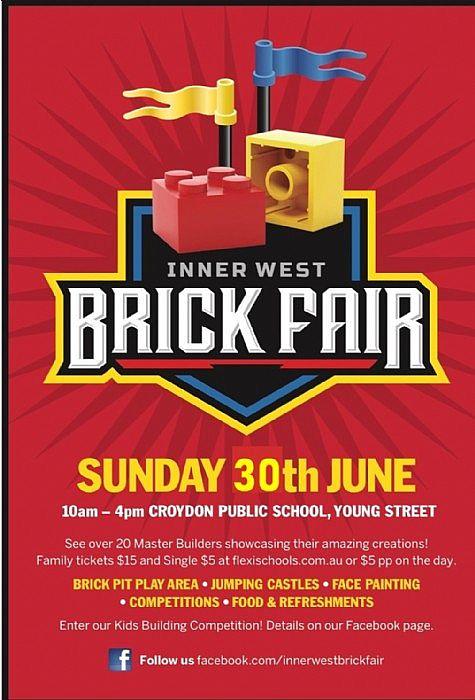 Inner West Brick Fair - Experience Sydney Australia
