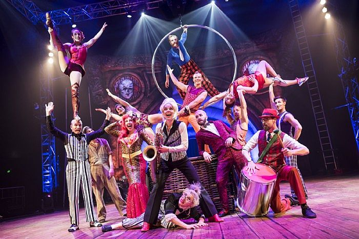 Circus Oz: But Wait...There's More