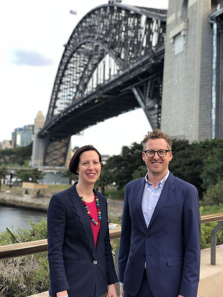 Blue Mountains Family Business Ushers in New Era for Sydney Harbour Bridge