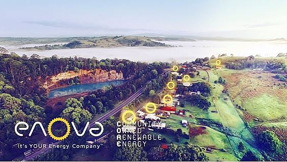 Enova Community Energy Expanding Across NSW