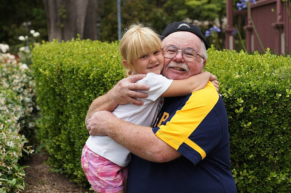 Nominations Now Open for NSW Grandparent of the Year