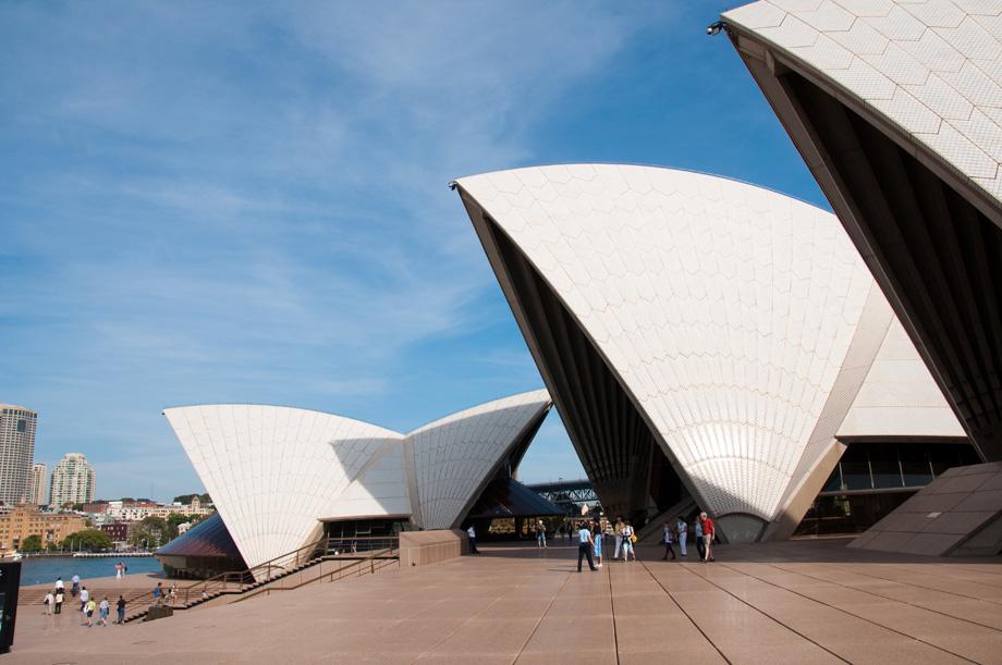Sydney Opera House Sydney Australia Highlights