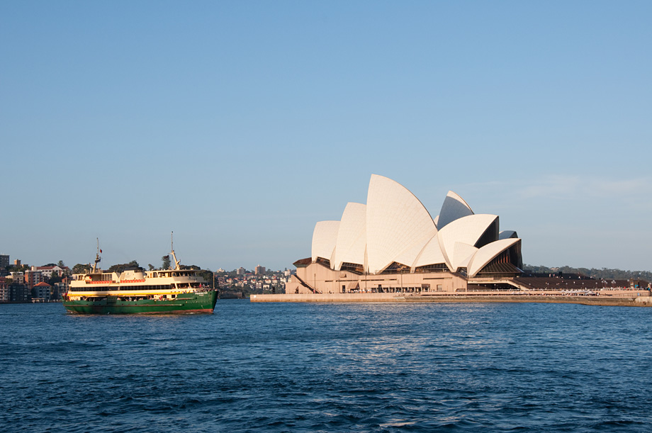 Sydney Opera House Sydney Australia Highlights