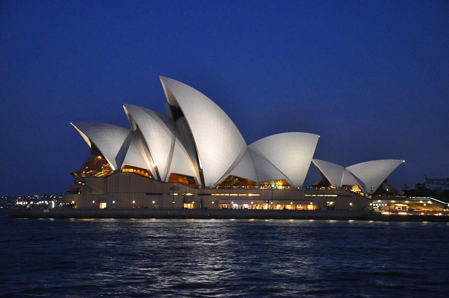 Sydney opera house sydney australia highlights for Sydney opera housse