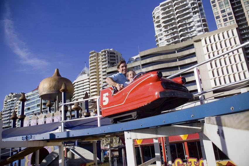 Luna park sydney for Experiential design sydney